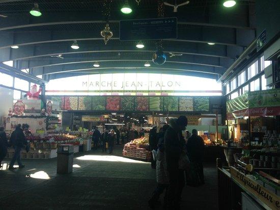 Jean-Talon Markt: Marchee Jean-Talon