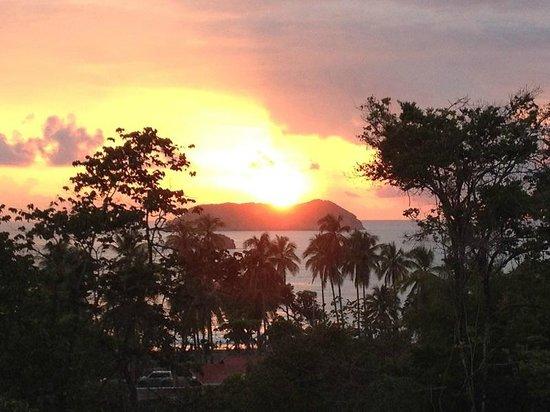 Hotel San Bada : Sunset