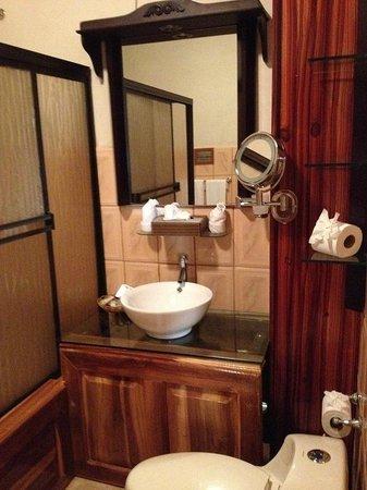 Hotel San Bada : Bathroom