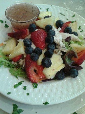 Jimmy Anderson's Casual Gourmet: Jollivue Salad