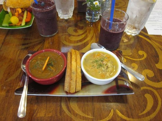 Jimmy Anderson's Casual Gourmet : The Soup Sampler