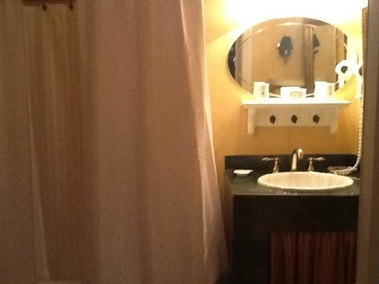 Antrim 1844 Country House Hotel: Bathroom in main house