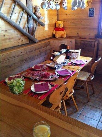 L'ourson Gourmand
