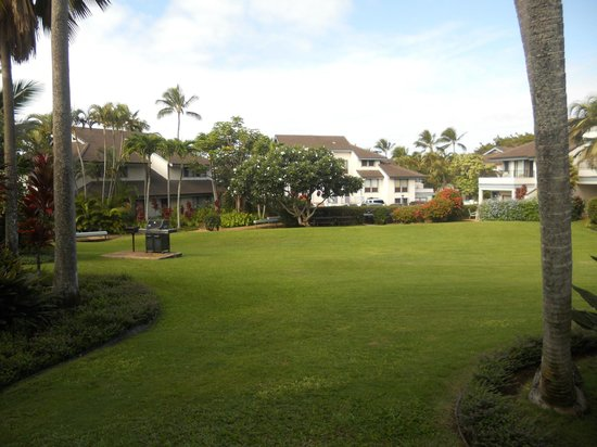 Poipu Kai Resort - Suite Paradise: Our garden view condo with Suite Paradise