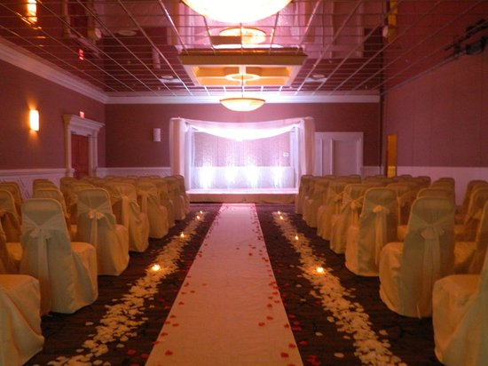 Seaport Inn and Marina: Grand Ballroom