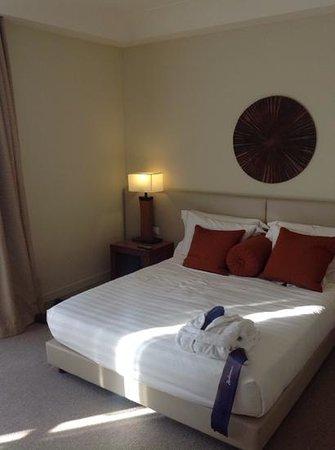 Radisson Blu Hotel, Milan: Bedroom in Business Room