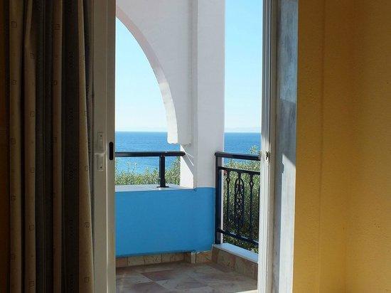 Sonia Village Hotel: Вид из номера