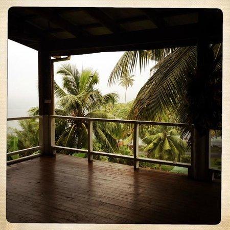 Daku Resort: yoga shala