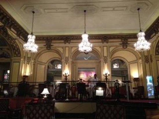 The St. Regis Rome: Lobby bar