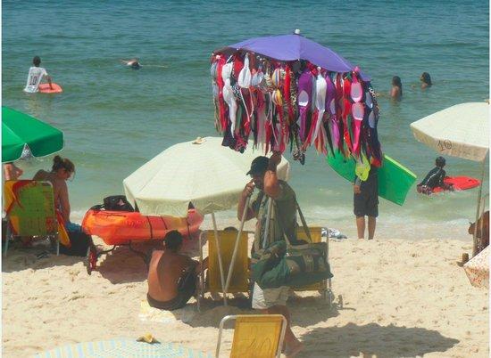 Sofitel Rio de Janeiro Copacabana: Copacabana beach