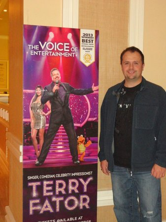 Terry Fator - The Voice of Entertainment: Steven ! ♥