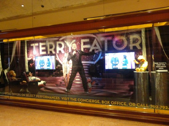 Terry Fator - The Voice of Entertainment: A must see !!