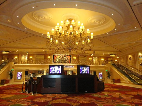 Terry Fator - The Voice of Entertainment: His Venue at the Mirage is very impressive !