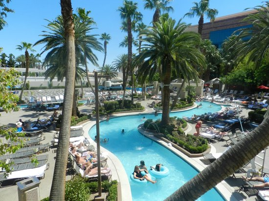 Signature at MGM Grand: Lazy river in MGM Grand