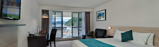 Picton Yacht Club Hotel : Room
