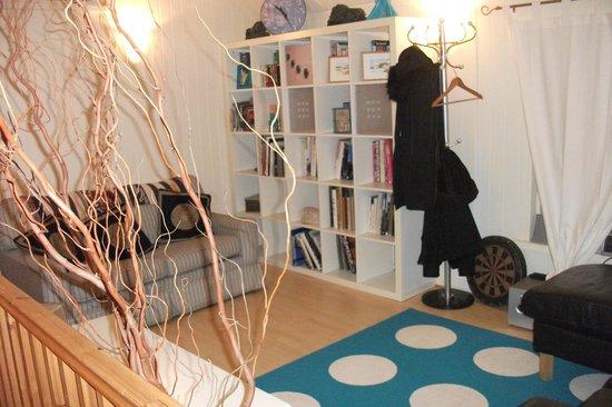 No 6 Orchard Street: secret room