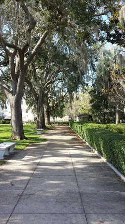 Memorial Park: The park