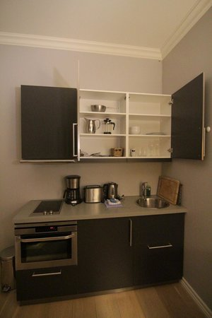 Frogner House Apartments: Kitchenette