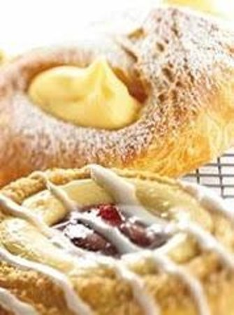Atlanta Bread: Fresh Baked Croissants