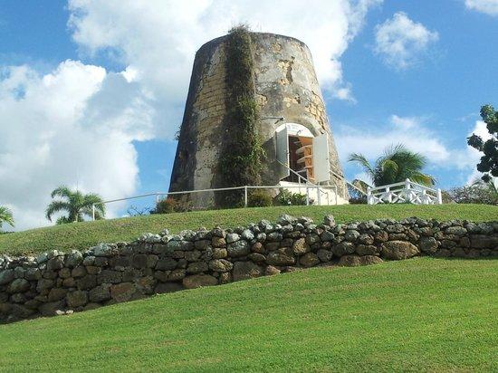 Hawksbill by Rex Resorts: Sugar mill