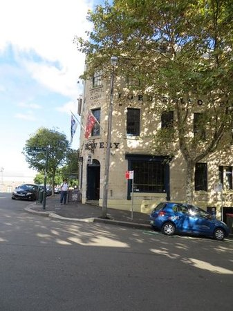 The Lord Nelson Brewery Hotel: The Lord Nelson Hotel and Brewery