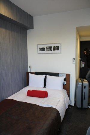 Hotel Mystays Asakusa-bashi: Clean and modern