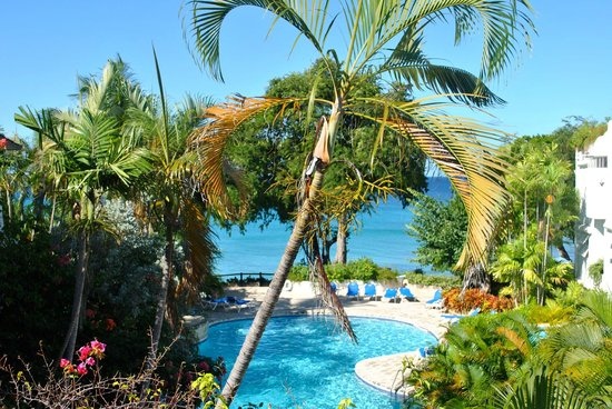 Merlin Bay Villas: View from one of the balconies