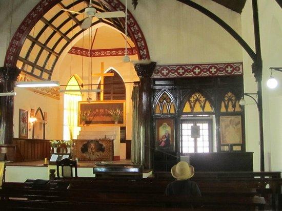 Armenian Apostolic Church in Burma