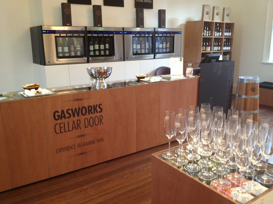 ‪Gasworks Cellar Door‬