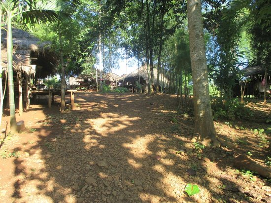 "Union Hilltribe Villages: Part of the path to the virst ""village"""
