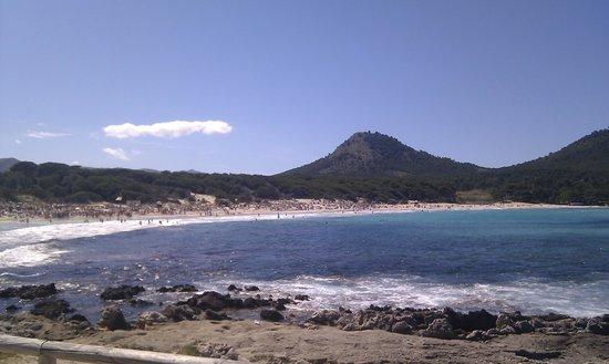 Brisas del Mar: Cala Agulla