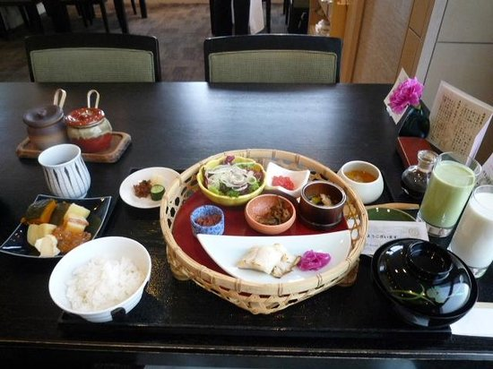 JR Tower Hotel Nikko Sapporo: 和定食
