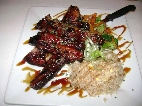 Golden Harvest Restaurant: BBQ Ribs