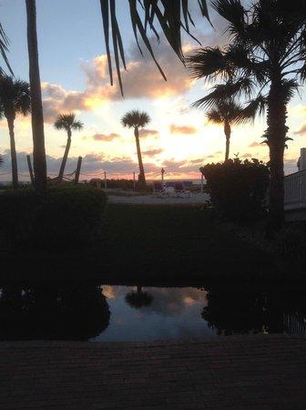 TradeWinds Island Grand Resort: Another gorgeous sunset!