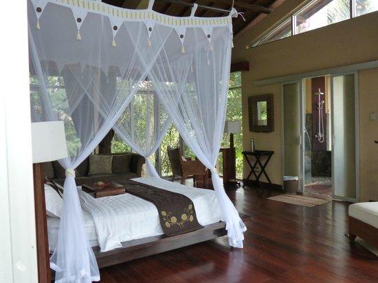 Villa Kalisha: bedroom