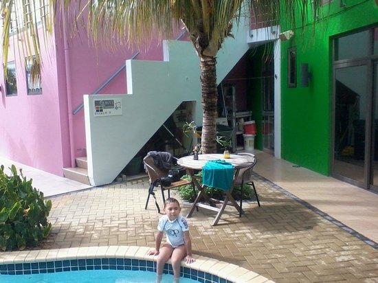 Quint's Travelers Inn : ÁREAS COMUNES