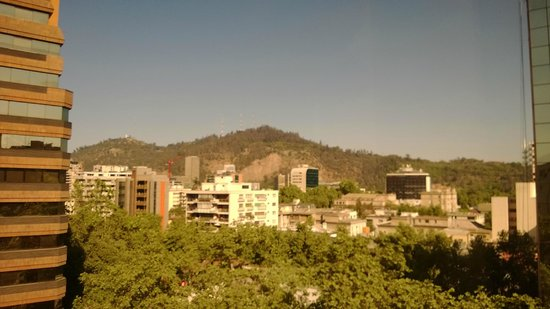 Hotel Diego De Velázquez: Vista do apartamento, muito bonita.