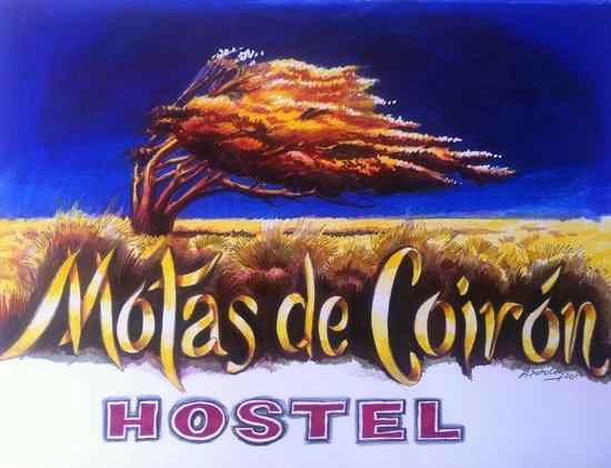 Hostel Motas de Coiron: logo