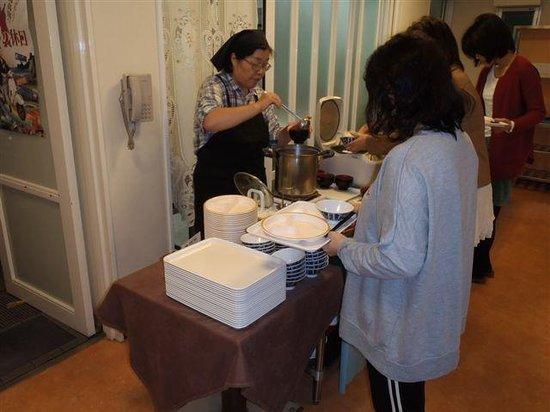 Kochi Ryoma Hotel: 朝食バイキング