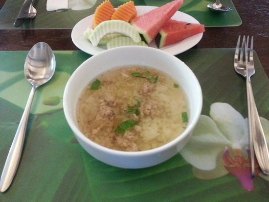 Jangmuang Boutique House : Breakfast