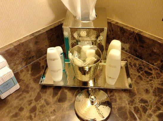 Omni William Penn Hotel: Appreciated details