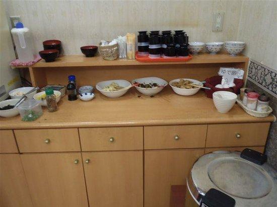 Smile Hotel Nishi Akashi: 朝食バイキング