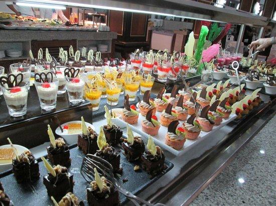 Hotel Riu Palace Macao : Sweet table