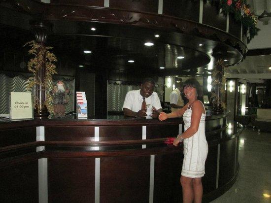 Hotel Riu Palace Macao: Lobby