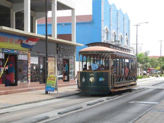 Seaport Village: New Trolly Ride