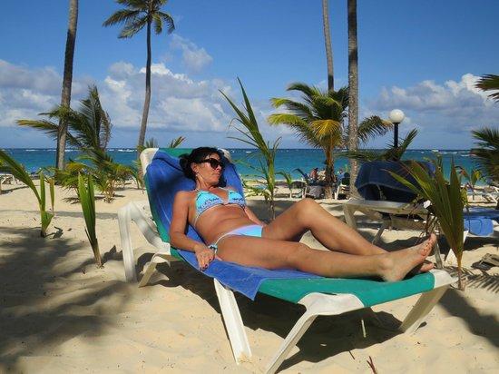 Hotel Riu Palace Macao: Beach