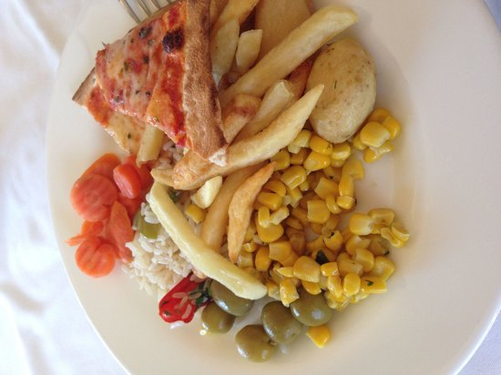 ClubHotel Riu Vistamar: School dinners