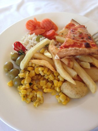 ClubHotel Riu Vistamar : School dinners