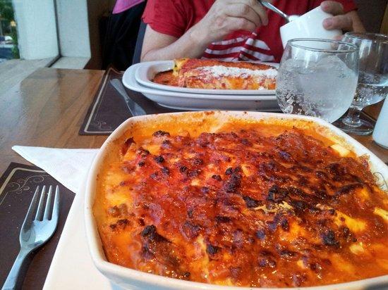 Alberto pasta: Lasagna for one!!!!!!