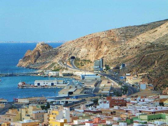 Almeria Sonne Farbe Sandstrand - Almeria, Almería Reisebewertungen ...